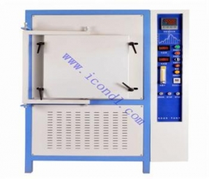 China A 1100 - degree box-type furnace atmosphere on sale