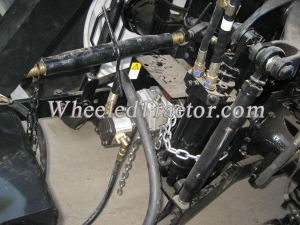 China Tractor Backhoe with PTO Hydraulic Pump on sale