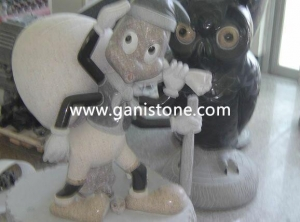 China Cartoon Stone Carving Item No:SCCT002 on sale