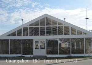 China Waterproof Display Tents For Trade Shows , 800 Seater Commercial Canopy Tent on sale