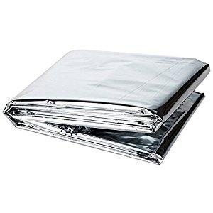 China NAVAdeal 2Pcs Highly Reflective Mylar Film Garden Wall Covering Sheet from JIUFAN on sale