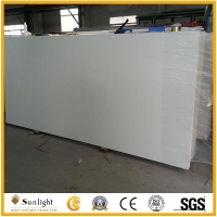 China Pure White Artificial Quartz Stone on sale