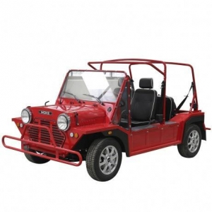China Electric sight-seeing Cars New Wholesale Design 4 Seats 4WD Electric Motor Moke Car on sale
