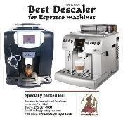 China How to manually Descale Jura Espresso machines on sale