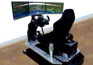 China VR Simulation Flight Simulator on sale