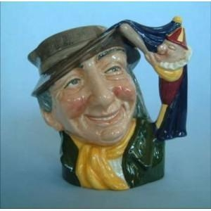 China Royal Doulton Punch and Judy Man (D6590) on sale