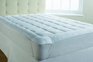 China Mattress Cover/Mattress Protecto Quilted Cotton Synthetic Mattress Protector on sale