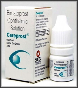 China Bimatopost opthalmic solution on sale