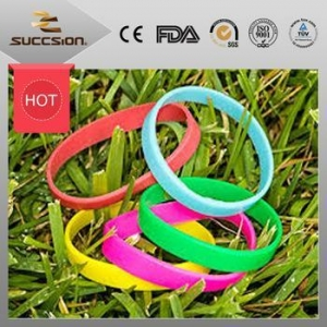 China Popular Natural Nonwovens Anti Mosquito Bug Repellent Bracelet/Wrist Band best insect on sale