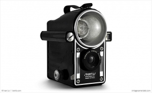 China Spartus Press FlashVintage Camera on sale