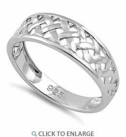 China Silver Rings SRP860 on sale