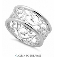 China Silver Rings SRP1148 on sale