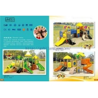 China 2014 new design outdoor climbing structure for kids on sale