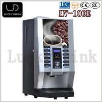 Bean Grinding Coffee Vending Machine HV-101E and HV-100E