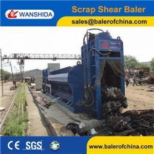 China Used Car Shearing Baler Logger on sale