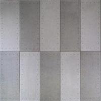Decorative 100% Non Asbestos Fibre Cement Board UV Coated Non Flammability