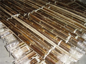 China Factory Direct Sale Cheap Price Natural Split Bamboo Strips with High Precision on sale