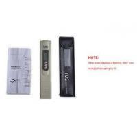 PH Water Hardness Test Meter , Pen TDS Meter For Water Testing 14.2*2.3*1.3cm