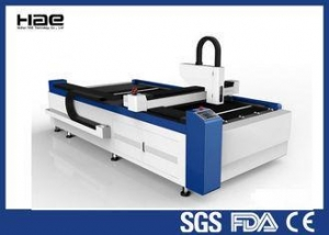 China Stainless Steel Laser Cutting Equipment 1800x 1000 mm CNC Laser Cutter on sale