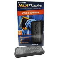 """Thermacell PAK-L Heat Packs Pocket Warmer 4""""x2.9""""x.45"""" Black"""