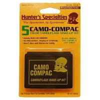 Hunters Specialties 00298 Compac 5-Color Military Makeup Kit 5 Color