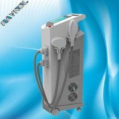 China 808nm Diode Permanent IPL Laser Machine , Vertical Hair Removal Beauty Equipment on sale