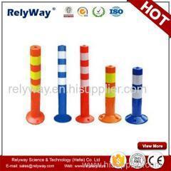 China Plastic Flexible Warning Post on sale