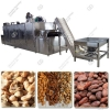 China Automatic Belt Type Peanuts Groundnut Roaster Machine Equipment for sale