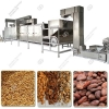 China Continuous Sesame Seed Roasting Machine|Sesame Seeds Roaster Equipment for sale