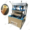 China Commercial Pizza Cone Making Machine with 60 Mould for sale