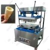 China 40 Mould Pizza Cone Maker Molding Machine for sale