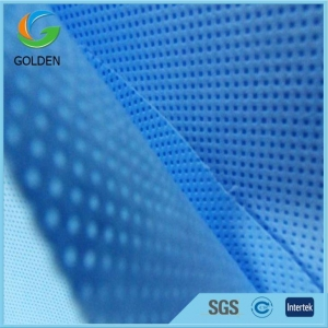 China High Quality Medical Smms Polypropylene Non Woven Fabric/ Cloth for Disposable Bed Sheet on sale