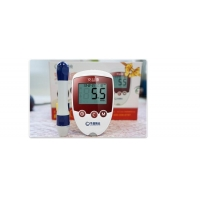 Household blood glucose meter