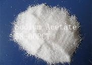 China Sodium Acetate Trihydrate Tech Grade on sale