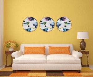 China Canvas Prints Wall Decorations Living Room Canvas Oil Birds Framed Wall Paintings on sale