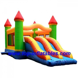 China Inflatable Bouncers Super Combo on sale