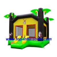 Inflatable Bouncers Jungle Monkey Bounce