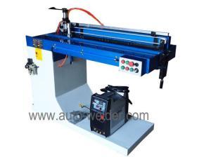 China 1200MM automatic argon arc straight seam welding machine on sale