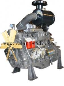 China 1500rpm RICARDO R6113ZLD Diesel engine for generator set on sale