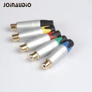 China Rca Female Audio Microphone Jack Fashion Design Connector on sale