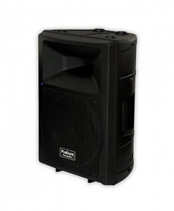 China Podium Pro Audio PP1207A Bluetooth 12 Active Speakers Mixer Stands and Cables 1200W MP3 PP1207ASET4 on sale