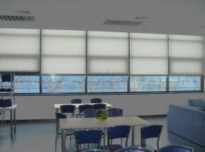 China Motorized(Remote control) Roller Blind on sale