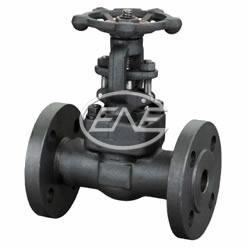 China Gate Valve Forged Steel Flange Gate Valve on sale