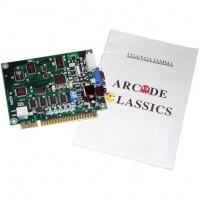 Classical 19 in 1 Horizontal Jamma Arcade PCB Board For VGA/CGA