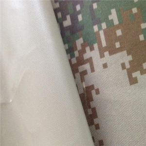 China 600D Camouflage fabric ColdOutdoorFabric on sale