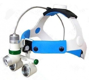 China Medical Lights LED Headlamp with Magnification+STT-2001 on sale