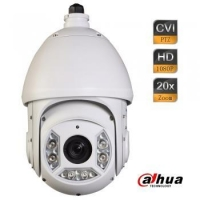 Dahua 2Mp 20x Full HD 1080P HDCVI 100m IR 4.7mm-94mm Lens PTZ Dome Camera