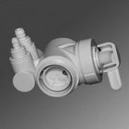 China Fiber optic components part-Precision parts series-PM03Z on sale