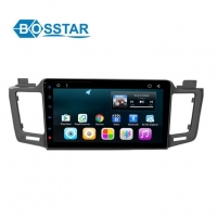 China Toyota RAV4 2013 Android Car DVD Player with WiFi Blutooth GPS and 2GB RAM and 32GB Rom on sale