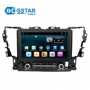 China Octa Core System Toyota Alphard Vellfire Android Car Radio Stereo Audio DVD Player with GPS WiFi on sale